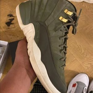 Olive green 12s